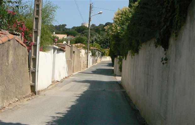 Calle charles gide