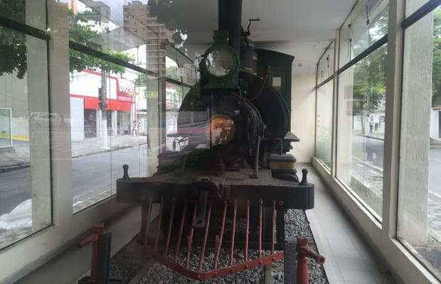 Pabélon de Maria Fumaça