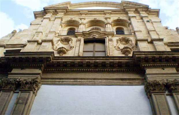 Iglesia del Santissimo Salvatore