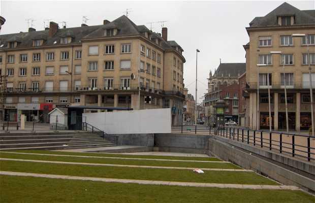 Plaza Gambetta