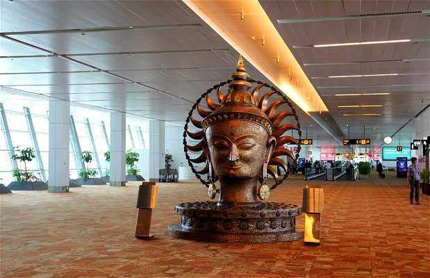 Aeroporto Internacional Indira Gandhi
