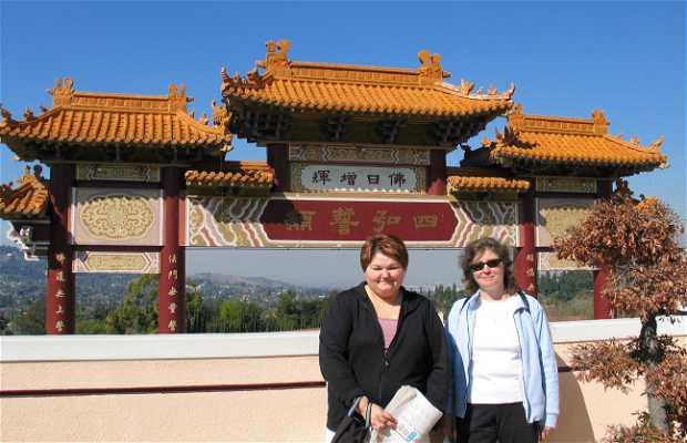 Temple Boudiste Hsi Lai