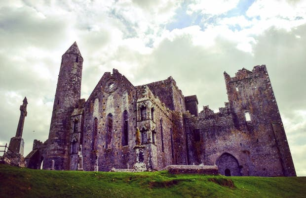 Rock of Cashel - Castillo de Cashel