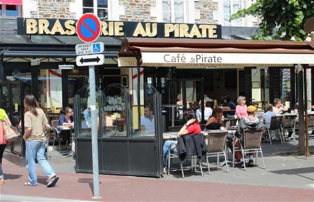Bar Brasserie Le Pirate