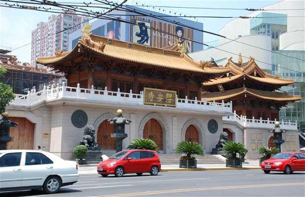 Templo budista de Jing´An