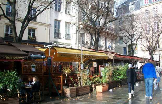 Rue du Bourg-Tibourg