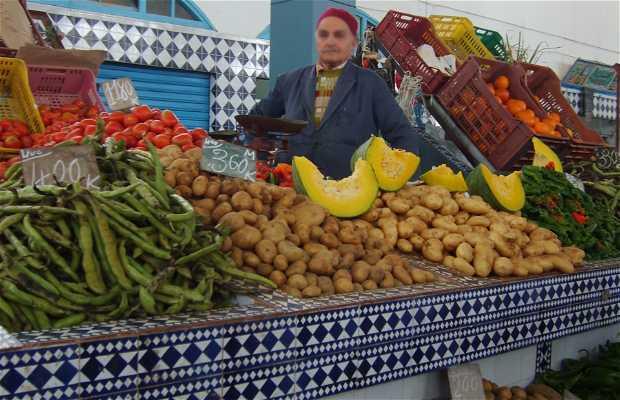 Market of Mahdia