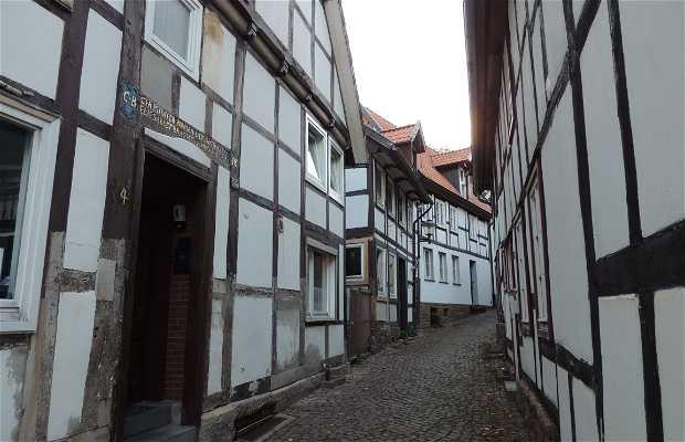 Weinbergasse