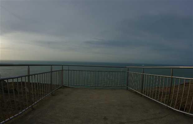 Panorama du Cap Blanc-Nez