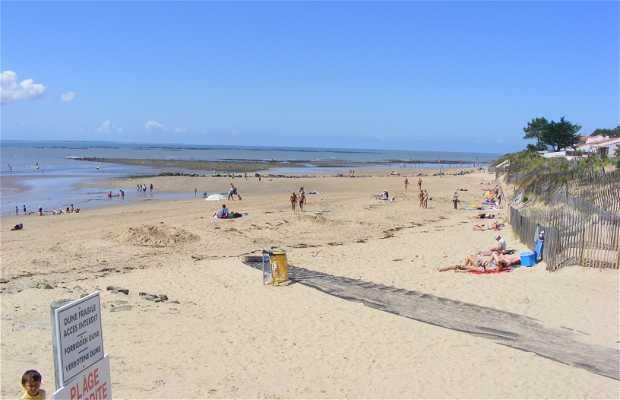 Playa de Sainte-Anne