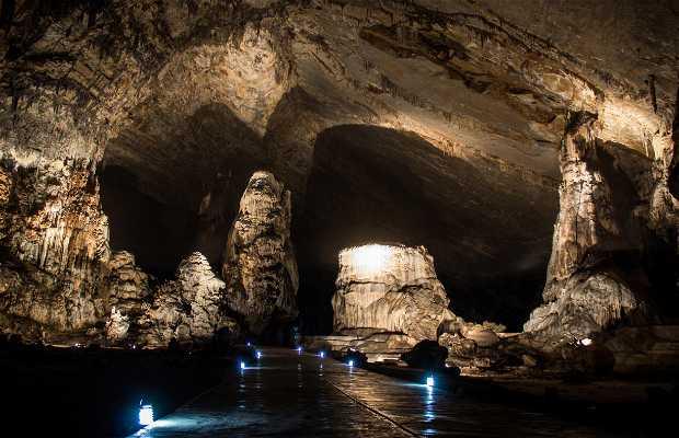 Grottes de Cacahuamilpan
