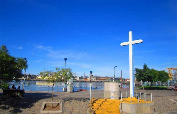 Cruce puerto de la Boca
