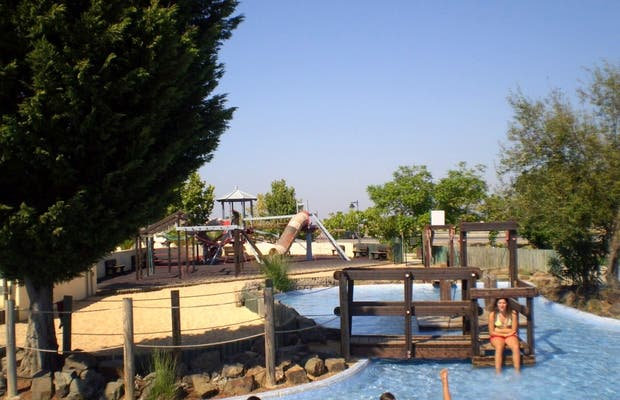 La Ribeira park