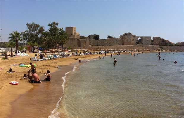 Spiaggia di Ajle
