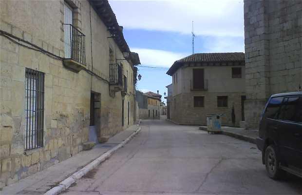 Calles de Montealegre