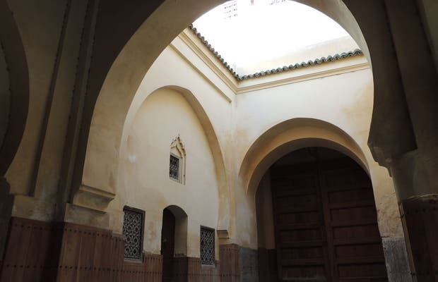 Mezquita Madrasa Al Guissa