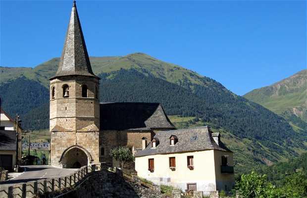 Iglesia de Sant Martin de Tours de Gausac