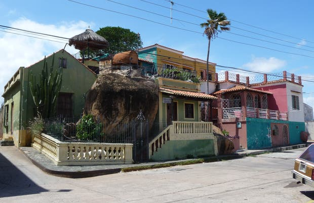 Centro Histórico de Ciudad Bolívar