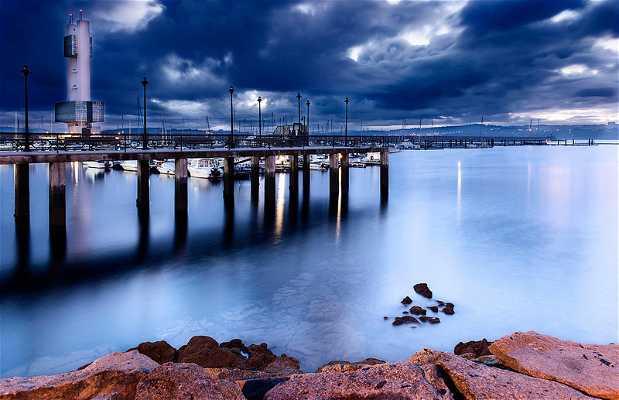 Port de Corogne
