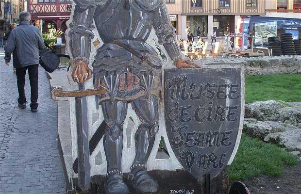 Musée Jeanne d'Arc Rouen