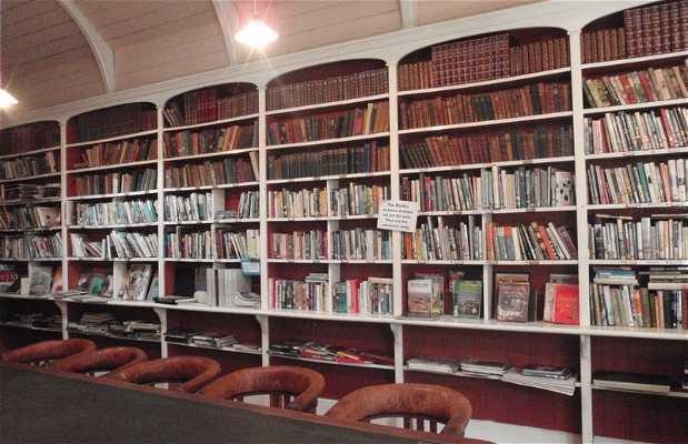Public library of Akaroa