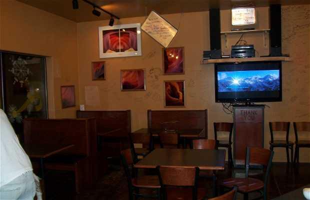 Restaurante Barista's Diner