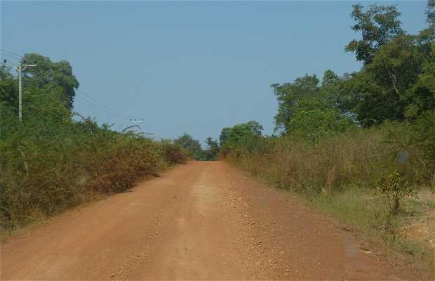 Transporte de Gambella a Nininyang