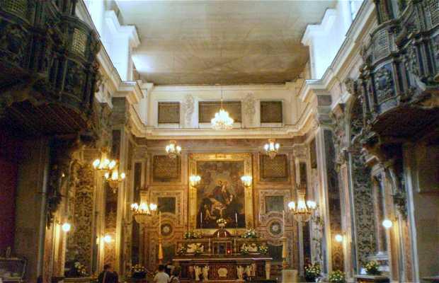 Iglesia de Santa Maria del Soccorso (Chiesa di S. Maria del Soccorso detto Badia Nuova)