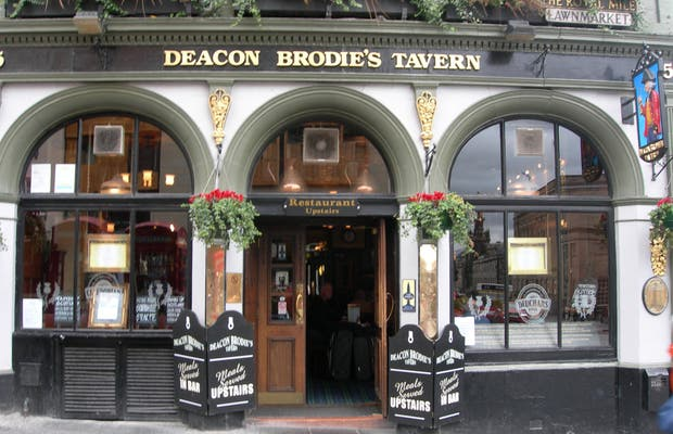 Deacon Brodies Tavern