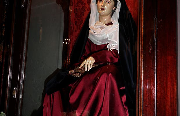 Chiesa del Santo Cristo della Salute di Malaga