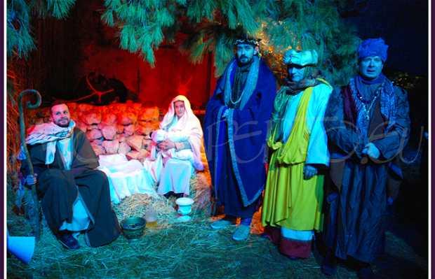 Presepe di Agrigento a Montaperto