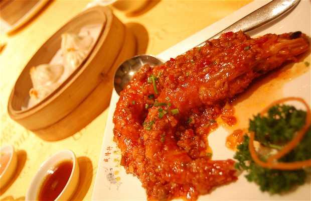 Ristorante Baodao Xieye Youxian Gondsi di Shangai