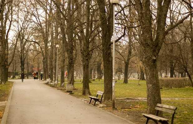 Parque de la Santísima Trinidad