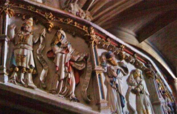 Iglesia Basílica de Santa María la Mayor