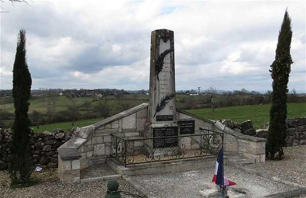 Monument aux Morts de Jugeals-Nazareth