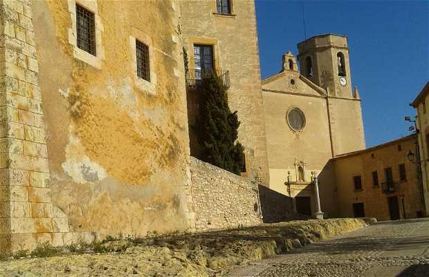 Quartier historique de Altafulla