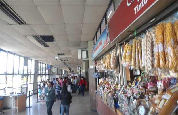 Le terminal de Bogota