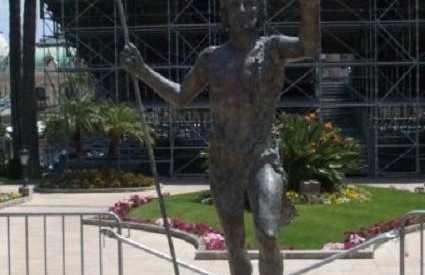 Esculturas de Daphne du Barry