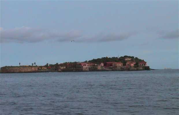 Isla Goreé
