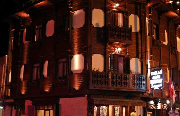 Hotel Restaurante Acropol