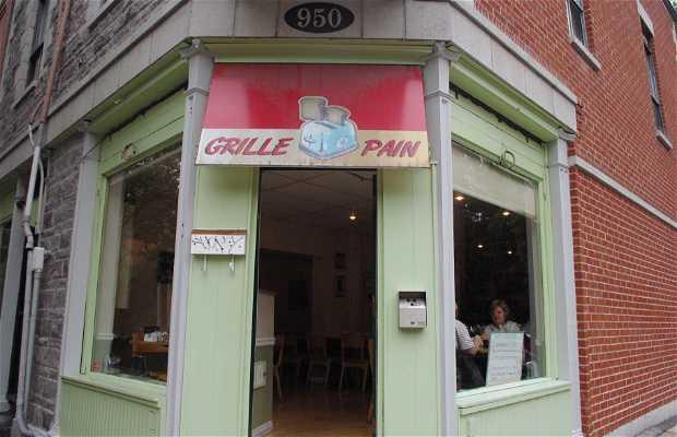 Le Grille Pain (closed)