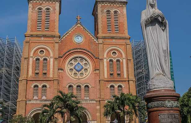 Basílica de Notre-Dame de Saigón