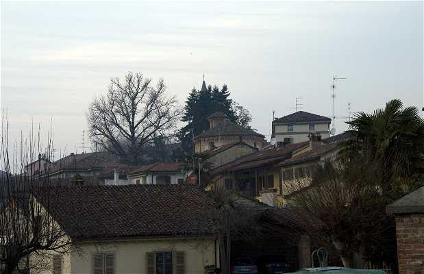 Plaza Tour de Salvagny