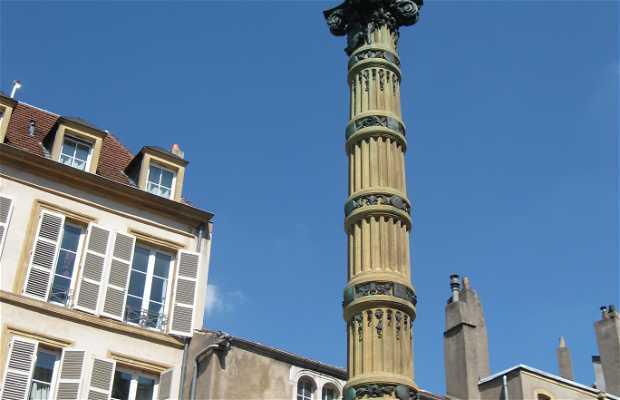 Plaza Saint Jacques