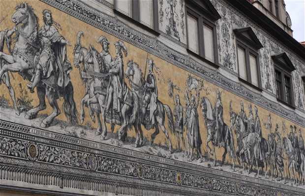 Fürstenzug (Procession of Princes)