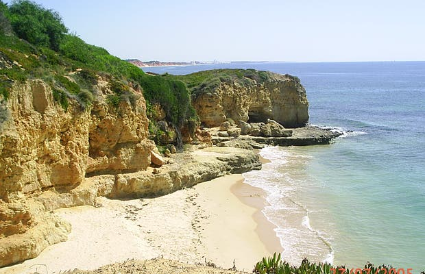 Praia Maria Luisa