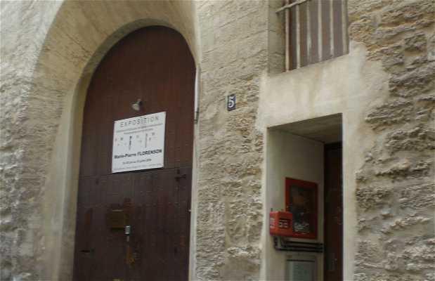 Capilla y Hospital Saint Antoine