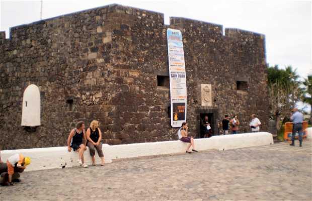 Castello di San Felipe a Tenerife