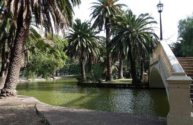 El Lago del parque