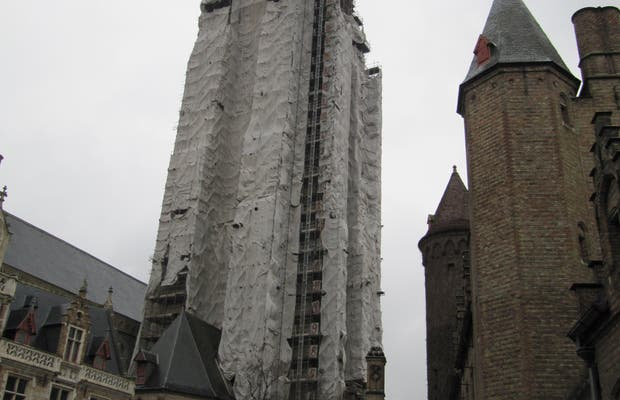 Church of the Virgin Mary or Notre - Dame of Bruges